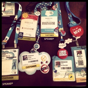 Dreamforce Badges